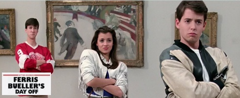 Movies that are worth seeing multiple times: Ferris Beuller's Day Off