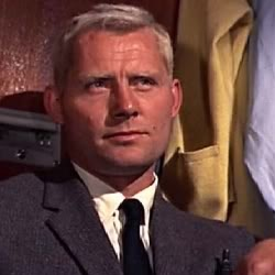 Robert Shaw as Grant in From Russia with Love