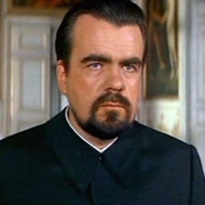 Michael Lonsdale as Hugo Drax in Moonraker