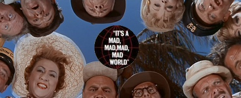 Movies that are worth seeing multiple times: It's  Mad, Mad, Mad, World