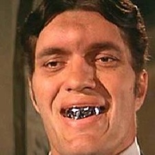 Richard Kiel as Jaws in The Spy Who Loved Me