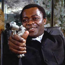 Yaphet Kotto as Kananga and Mr. Big in Live and Let Die