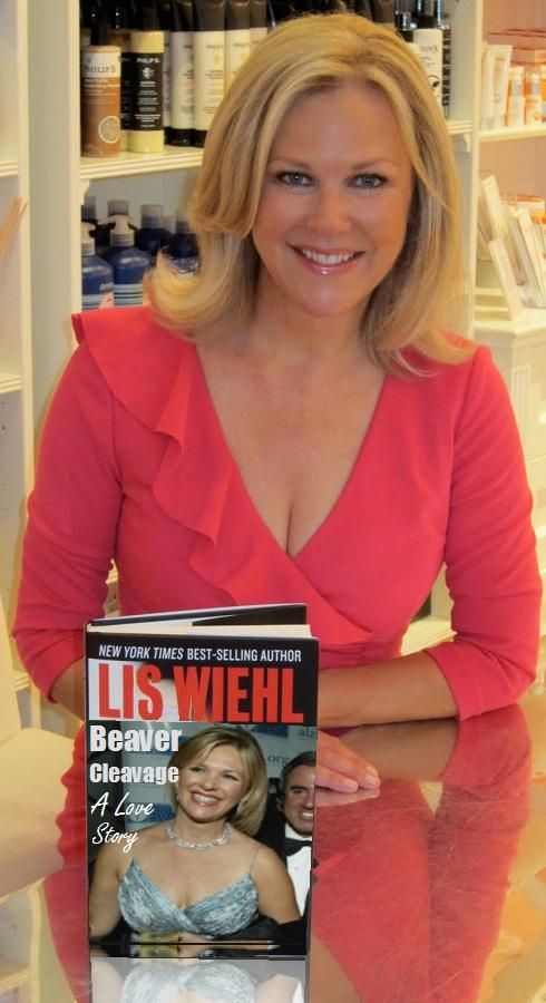 Fox News Girl Lis Wiehl with cleavage