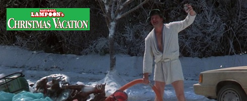Movies that are worth seeing multiple times: National Lampoon's Christmas Vacation