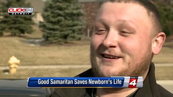 Ryan Cornelissen is a Good Samaritan
