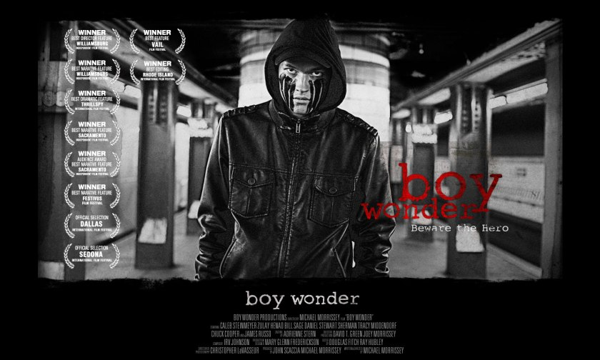 Boy Wonder Movie Poster with Awards