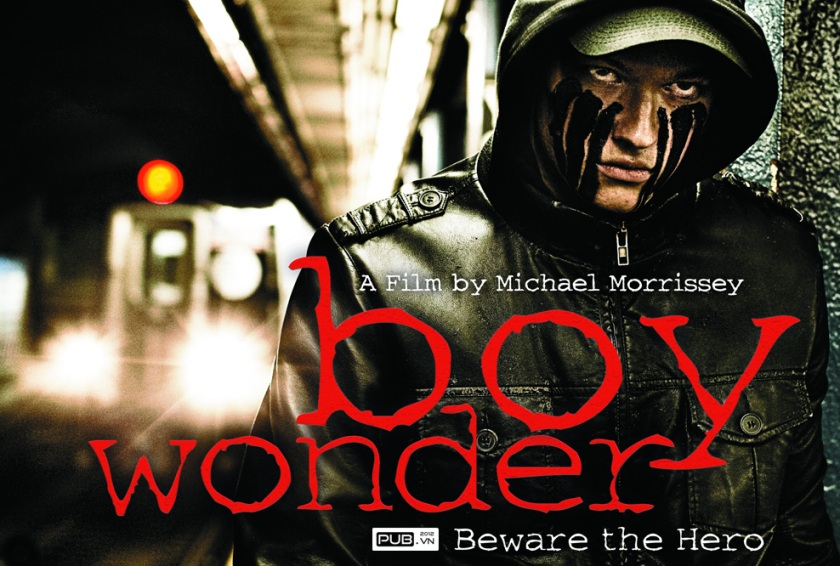 Boy Wonder Movie Poster
