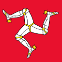 Isle of Man, Flag