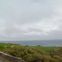 Isle of Man, grey skies
