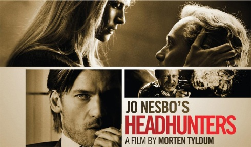 Swedish movie, Headhunters (Hodejegerne) from 2011