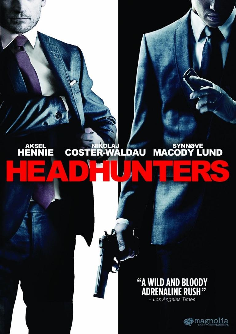Headhunters, Swedish Thriller Movie