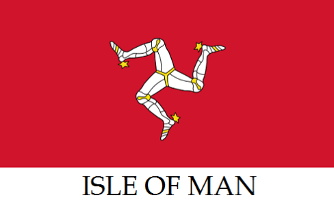 Flag of Isle of Man