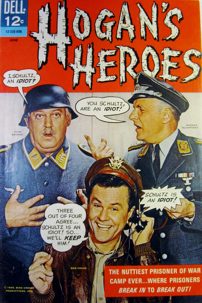 Hogan's Heroes Dell Comic Book Issue Number One