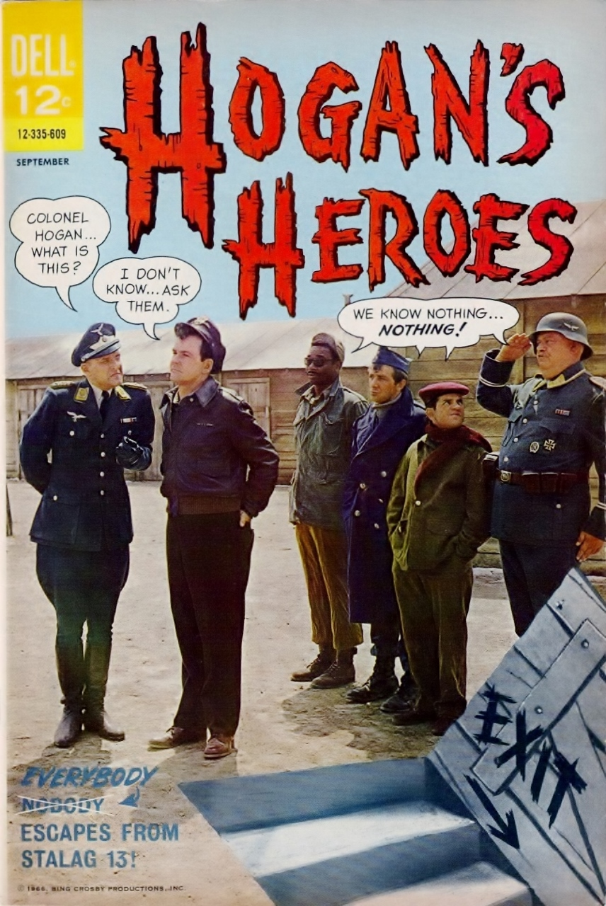 Hogan's Heroes Dell Comic Book Issue Number Two