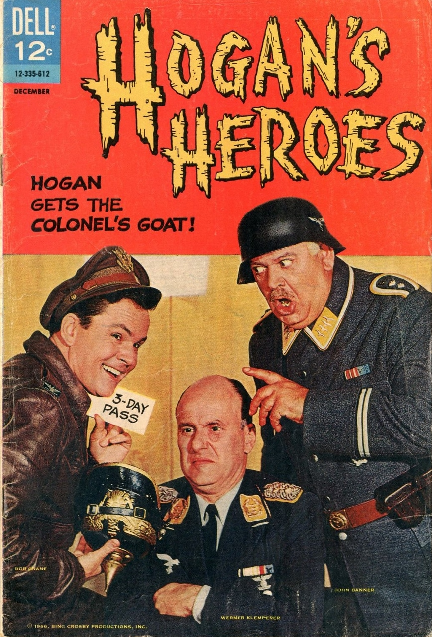 Hogan's Heroes Dell Comic Book Issue Number Three