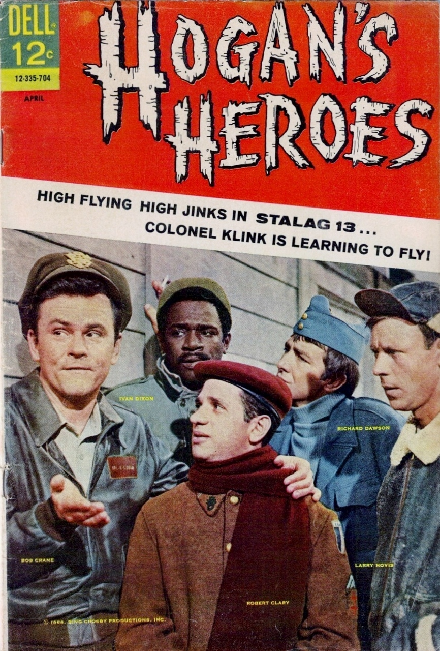 Hogan's Heroes Dell Comic Book Issue Number Five