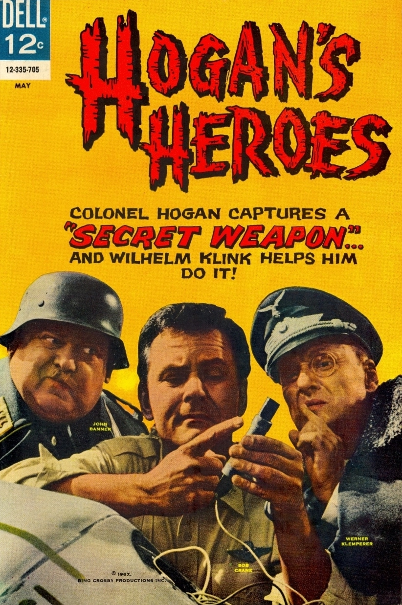 Hogan's Heroes Dell Comic Book Issue Number Six