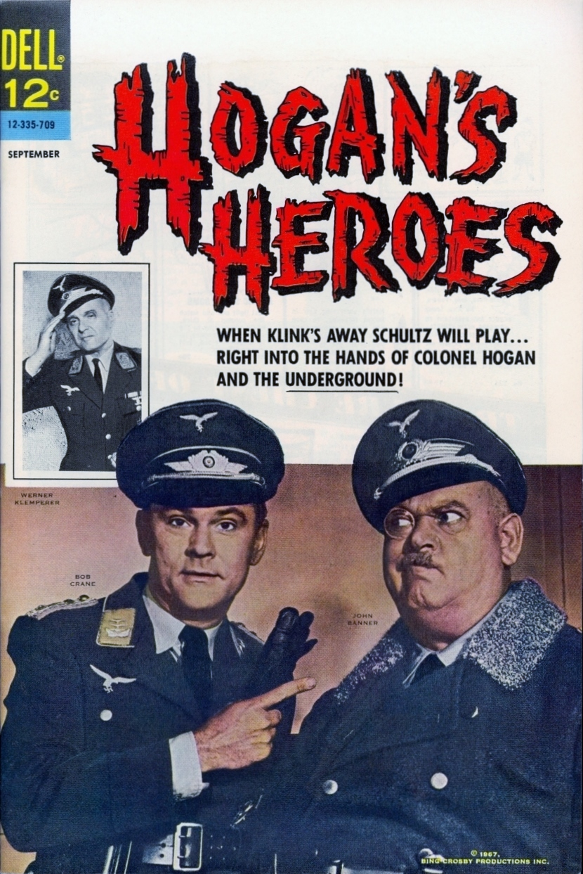 Hogan's Heroes Dell Comic Book Issue Number Eight
