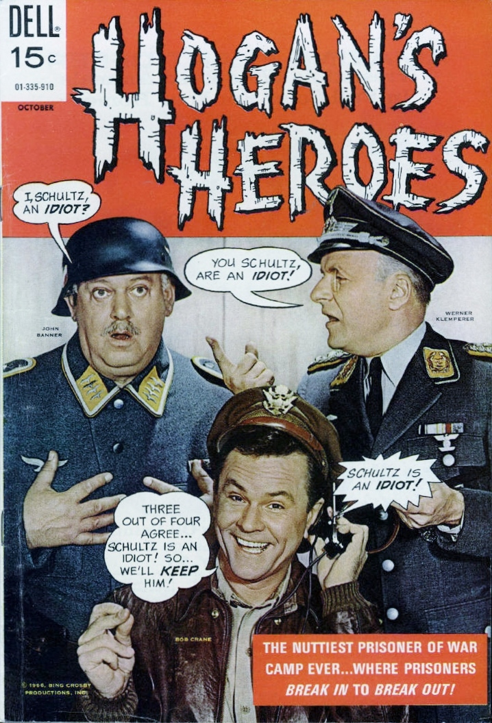 Hogan's Heroes Dell Comic Book Issue Number Nine