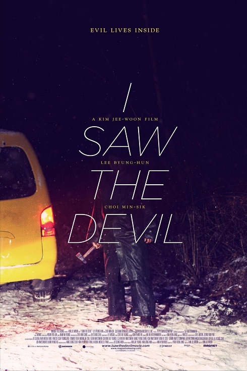 I Saw the Devil, Movie Poster (Snow)