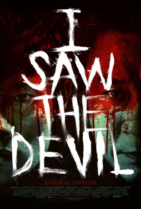 I Saw the Devil, Movie Poster