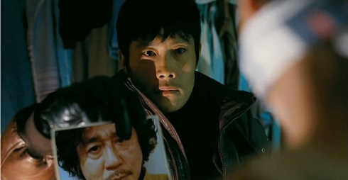 Kim Soo-hyun, character in I Saw the Devil