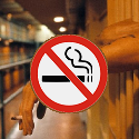 Isle of Man, no smoking prison