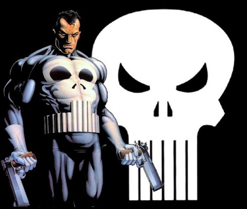 Punisher character in Marvel Comics