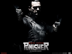 Punisher War Zone Movie Poster, aiming close