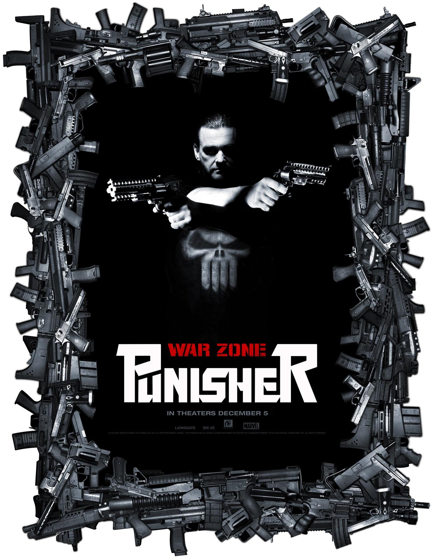 Punisher War Zone Movie Review – Comics A-Go-Go! Comics ...