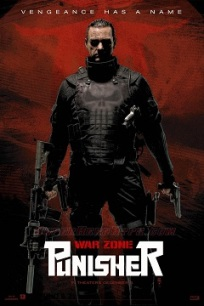 Punisher War Zone Movie Poster, San Diego Comic-Con Exclusive