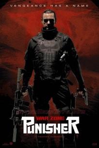 Punisher War Zone Movie Poster, San Diego Comic-Con Exclusive