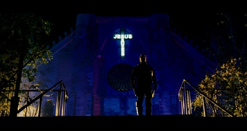 Punisher War Zone Movie (2008) - End Scene