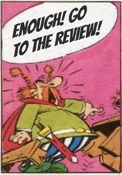 Asterix and the Chieftain's Shield Review