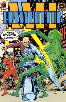 Eclipse Comics, Axel Pressbutton #2