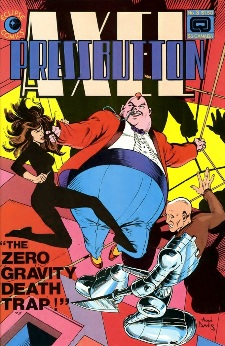 Eclipse Comics, Axel Pressbutton #3