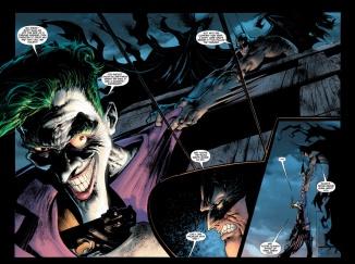 Batman: Secrets internal artwork