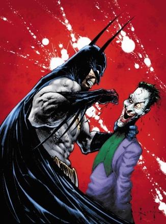 Batman: Secrets, Sam Kieth artwork #1