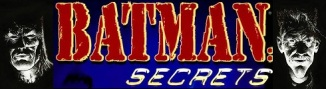 Sam Kieth: Batman Secrets