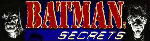 Sam Kieth: Batman Secrets
