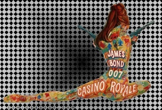 Casino Royale Movie, 1967, poster