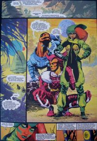 Cold War, Cold Warrior by Alan Moore & Gary Leach #1