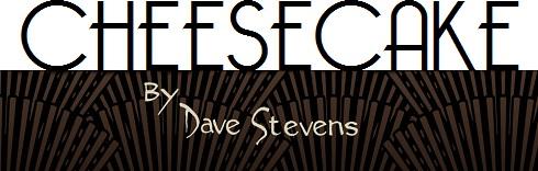 Dave Stevens Cheesecake Illustratotor