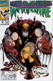 Marvel Comics Presents #92: Blood Hungry art by Sam Kieth