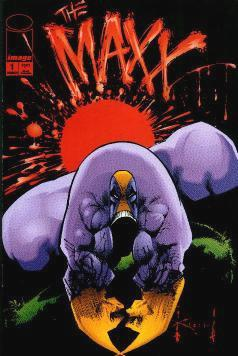The Maxx by Sam Kieth
