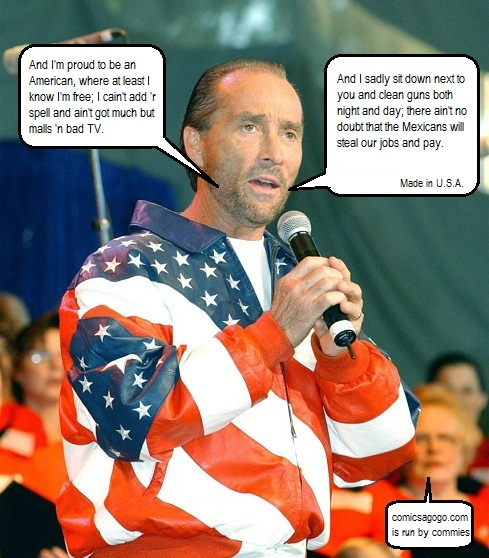 Lee Greenwood - Proud to be an American