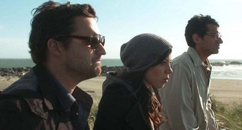 The beach scene from Safety Not Guaranteed