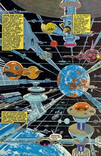 Six from Sirius Space Hub