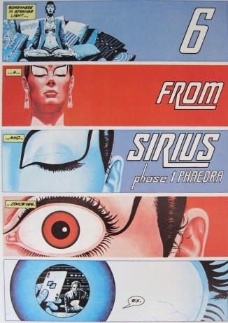 Six from Sirius, Phaedra