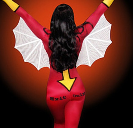 Bellechere, Spider Woman cosplayer